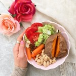 Because sweet potatoes are always a good idea!  veganhellip