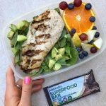 Paleo packed lunch!! Ive been working with paleovalley cuz theyrehellip