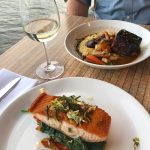 Salmon Saturday!!  Throwback to the summer when I celebratedhellip